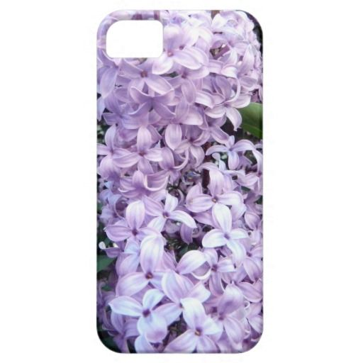Lovely Lilacs Phone Case