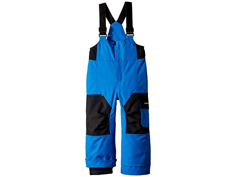 Obermeyer Kids Volt Pants ToddlerLittle KidsBig Kids Stellar Blue Boys Casual Pants  Keep up the vital energy he needs for the ski slopes with the durable insulating and...