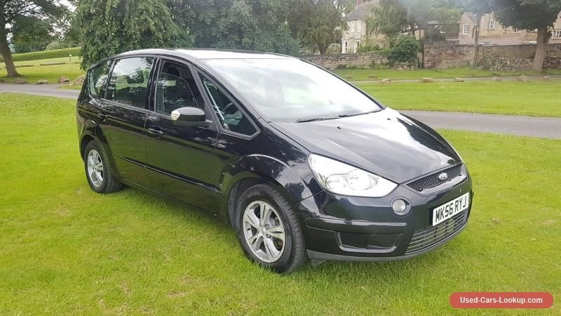 Car For Sale Ford Smax 1 8 Tdci 7 Seater Diesel With Images