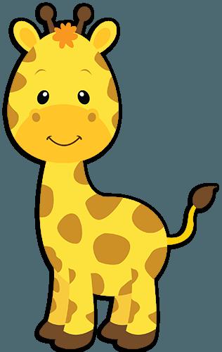 vinilos infantiles jirafa sophie branca de neve cute pinterest