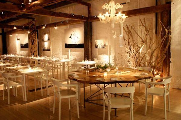 At Jean-Georges Vongerichten's Michelin-starred farm-to-table restaurant inside ABC Carpet