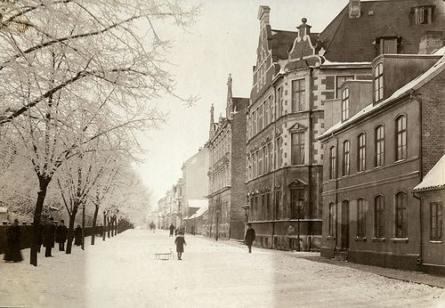 Malmö, Skane, Sweden, 1890s.