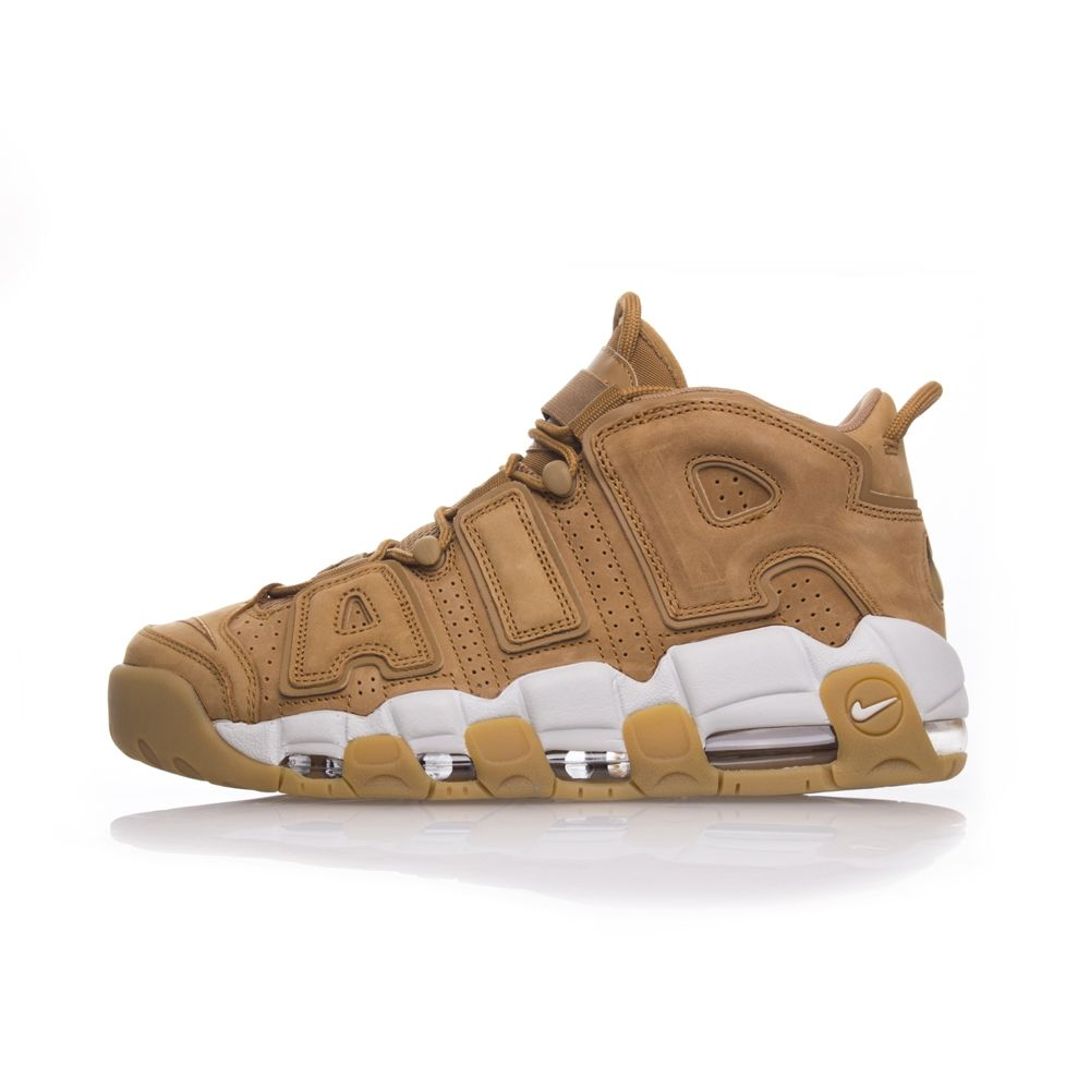 NIKE AIR MORE UPTEMPO '96 FLAX PACK AA4060 200 | Sneaker