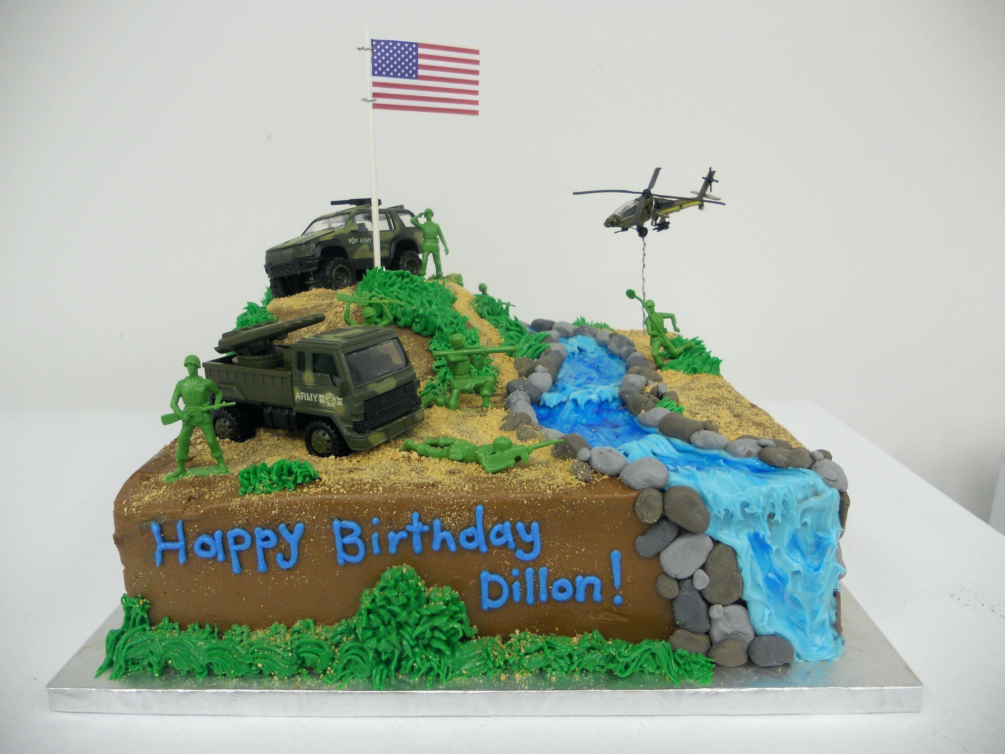 Army birthday cakes thomas birthday cake easy themed cakes