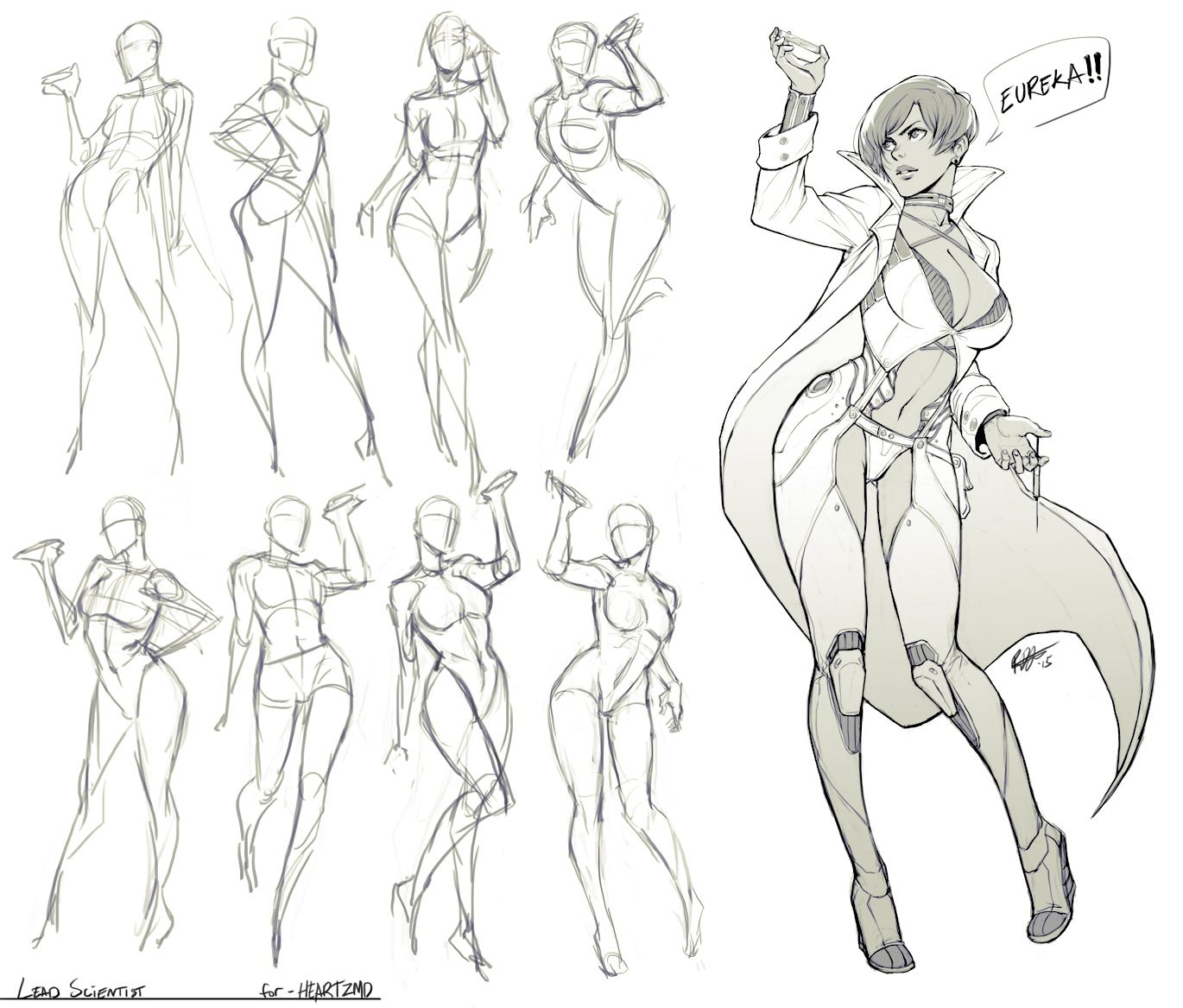 Commission Dr Meagan Heart Art Reference Poses Art Reference Art Poses