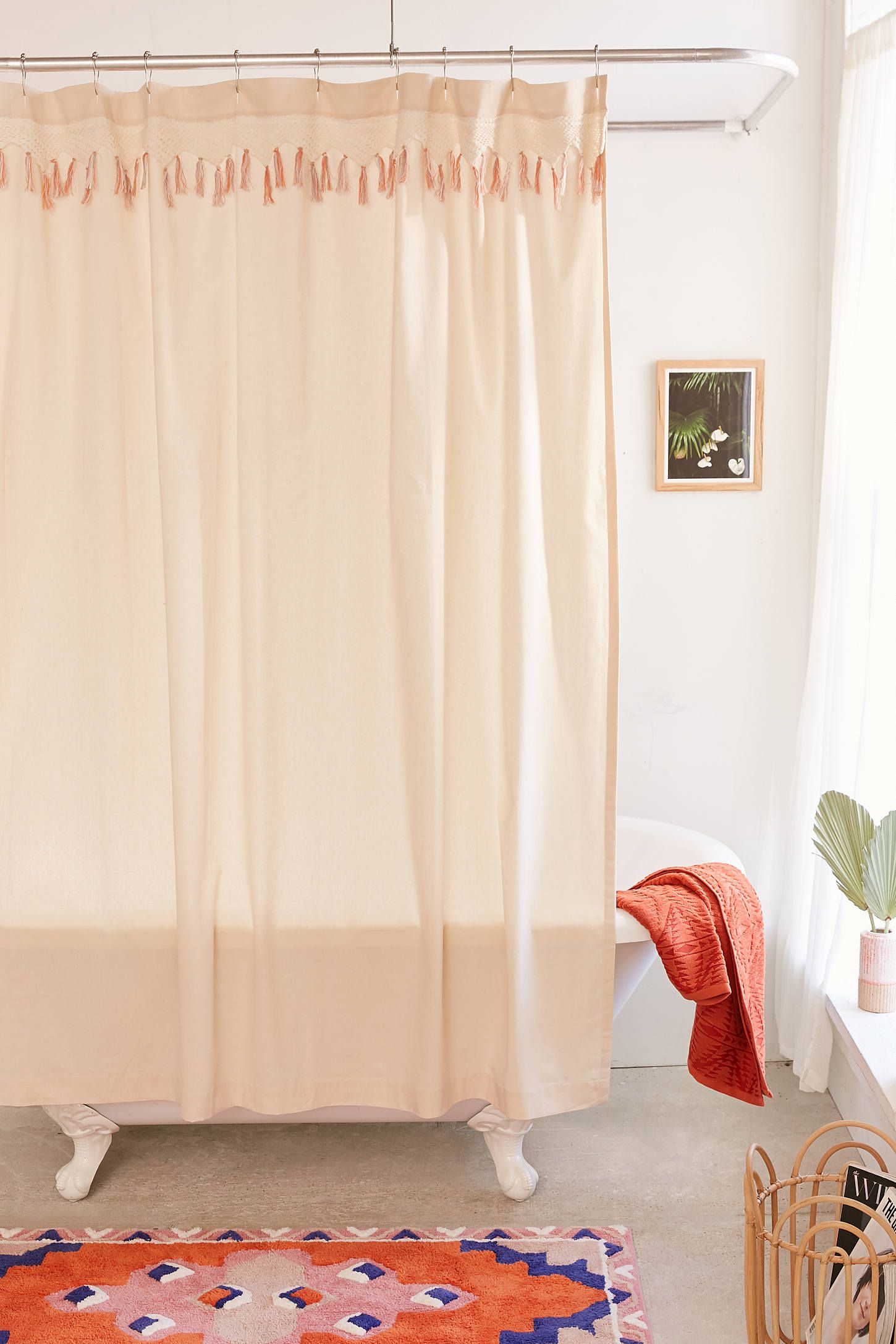 Shower Curtain Liner Shower Curtain Urban Outfitters Bathroom