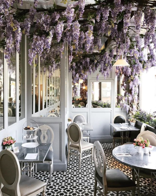 Michelle Catherine Aubaine Selfridges With Images Tea Room Decor Tea Room Interior Cafe Decor