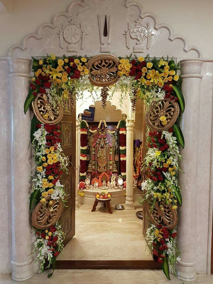 Pooja room Puja Room Indian Interiors Work