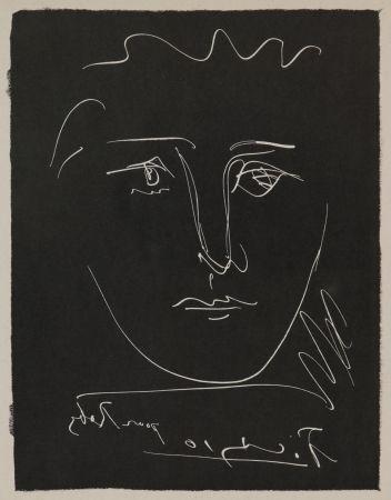 Engraving - Pablo Picasso - Pour Roby from L'Age de Soleil