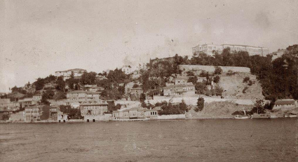 Kandilli Eski Istanbul Fotograflari Arsivi Fotograf Resim Istanbul