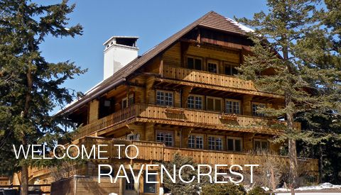 Went to school here. Nestled in the mountains of Estes Park, Colorado.  Ravencrest Chalet is a bible school that goes beyond any description!