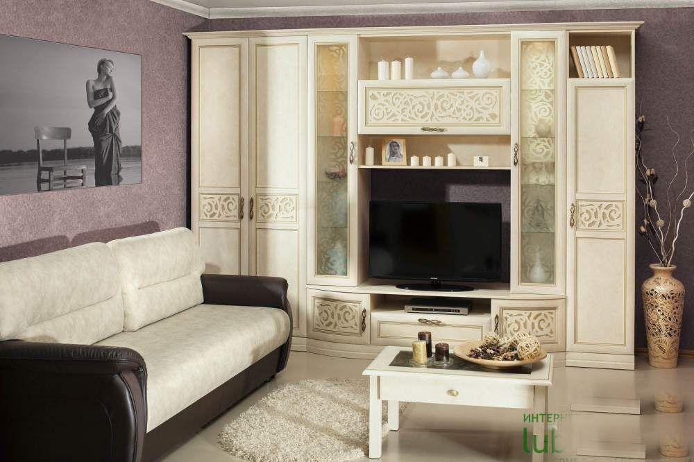 мебель для гостиных александрия гостиная кожа ленто лд за 41 333