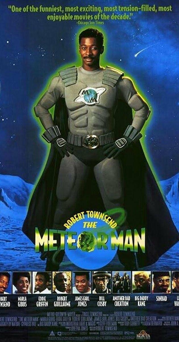 Pin by Rob on Meteor man Meteor man, Man movies, Good movies
