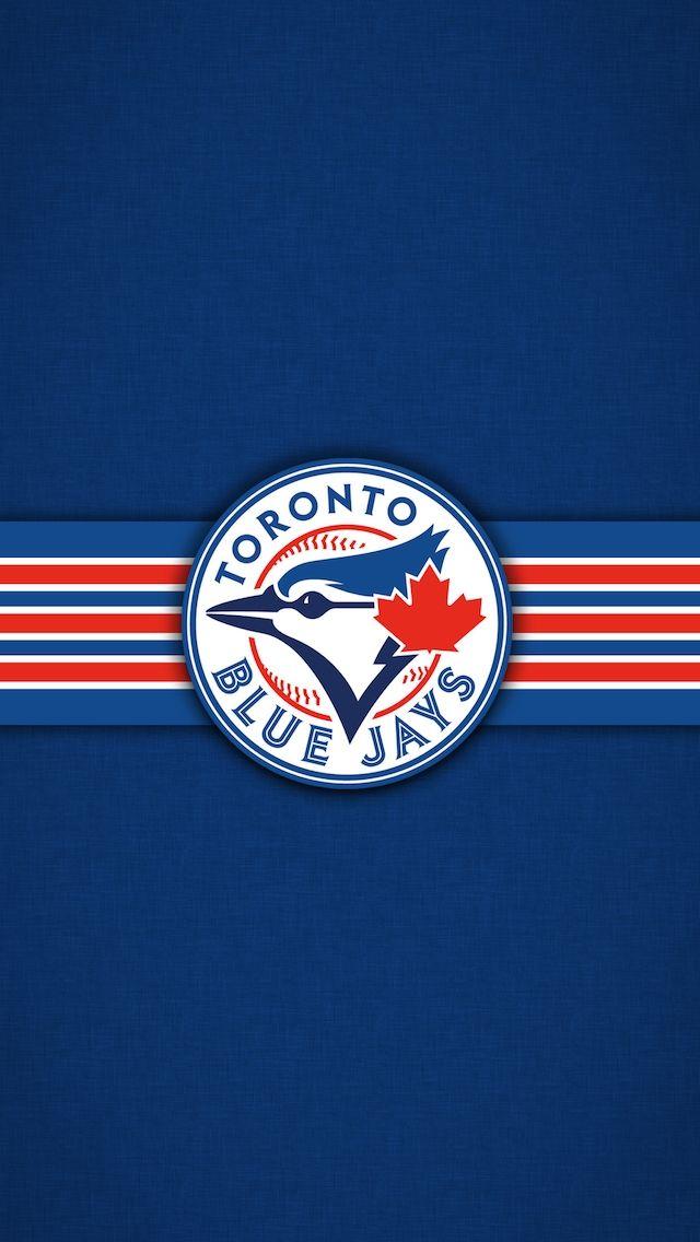 Toronto Blue Jays Background For Iphone 5 Intended For Toronto Blue Jays Phone Wallpapers Blue Jays Blue Jays Baseball Toronto Blue Jays