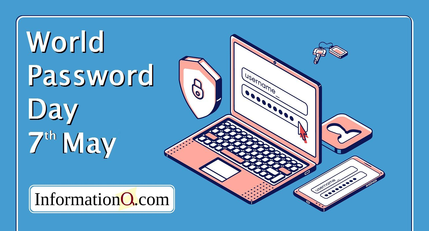 Pin on World Password Day First Thursday of May