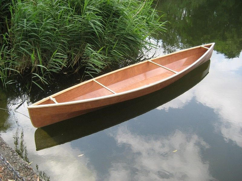 Little Guide A One Sheet Canoe Plywood Boat Plans Plywood Boat Boat Design