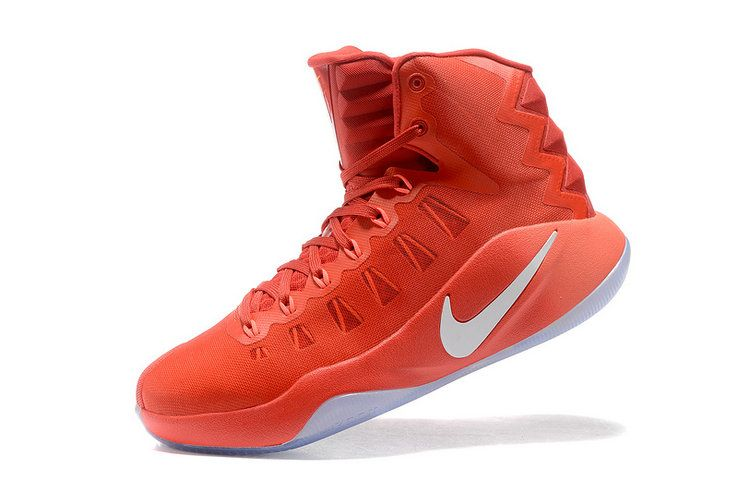 2017 Summer New Arrival Hyperdunk 2016 Olympics China Bright Crimson White