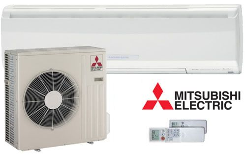 No Ductwork No Problem Learn About Mitsubishi Mini Splits Air