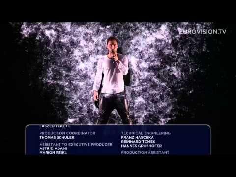 Måns Zelmerlöw - Heroes (Sweden) - WINNING performance LIVE at Eurovisio...
