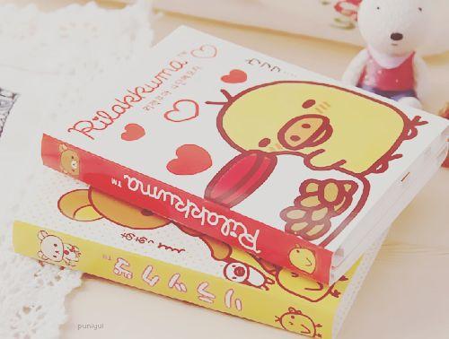 rilakkuma books