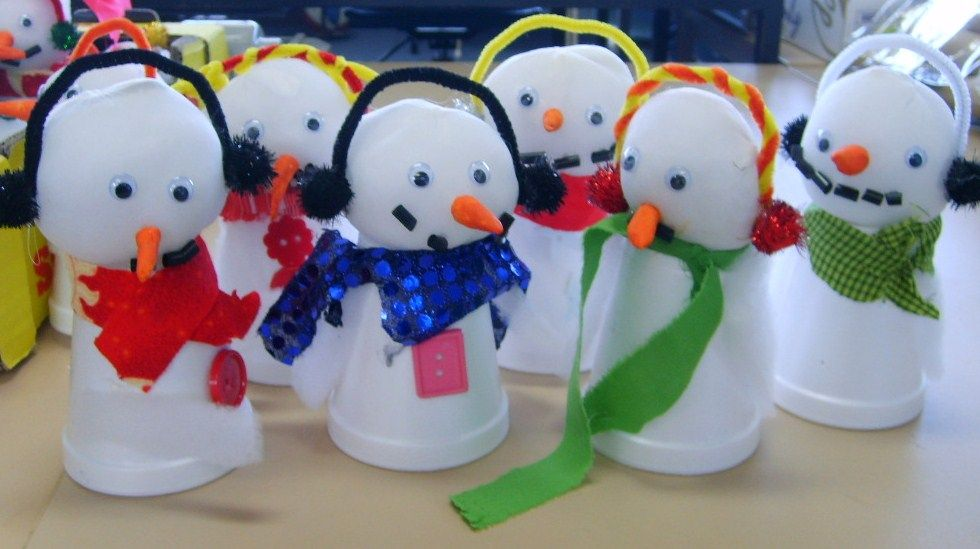 Christmas Craft Ideas For School Part - 48: Christmas Arts And Crafts | Christmas Ideas U2013 Now These Are Cute! | Ninau0027s  Arena