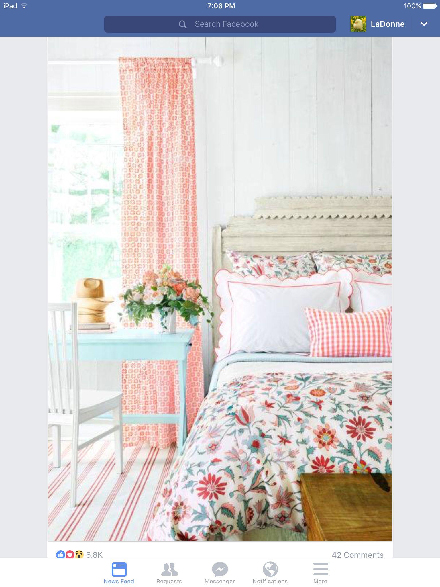 Bedspread \