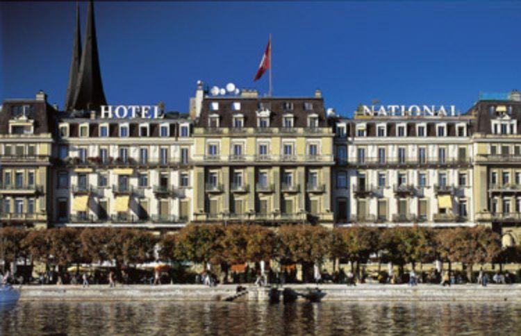 Grand Hotel National Haldensre 4 6002 Luzern Switzerland