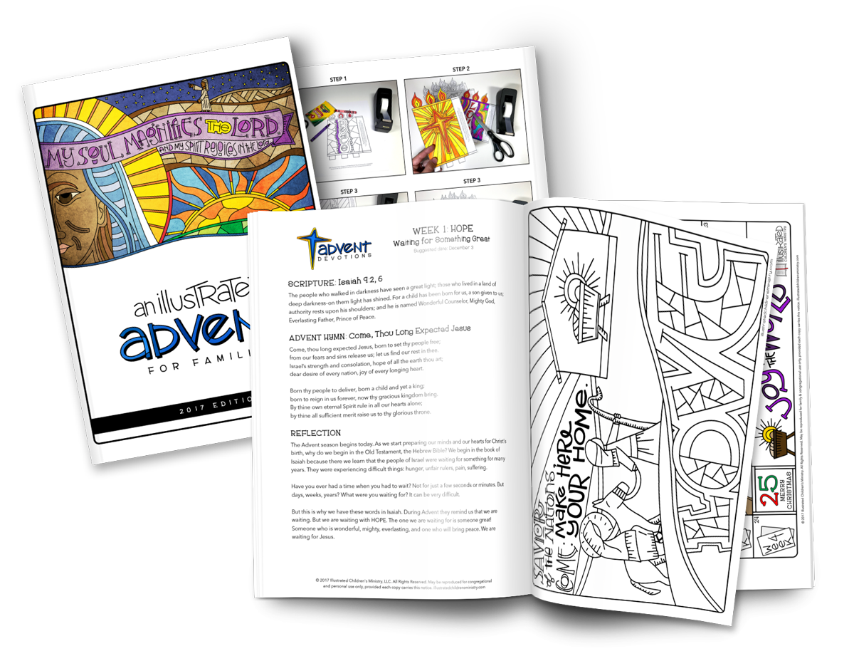 Creative and Engaging Advent Devotions & Activities for