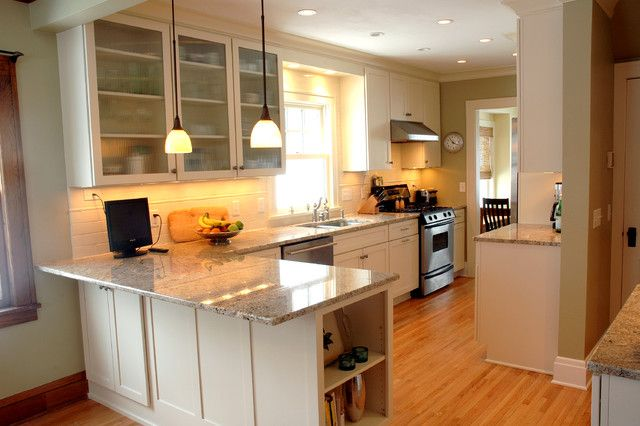 Image result for pictures of open kitchen floor plans Kitchen