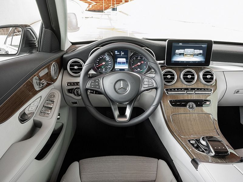 C Class With Images Mercedes C Class Interior C Class Mercedes