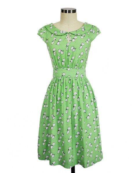 Just In Lime Dress