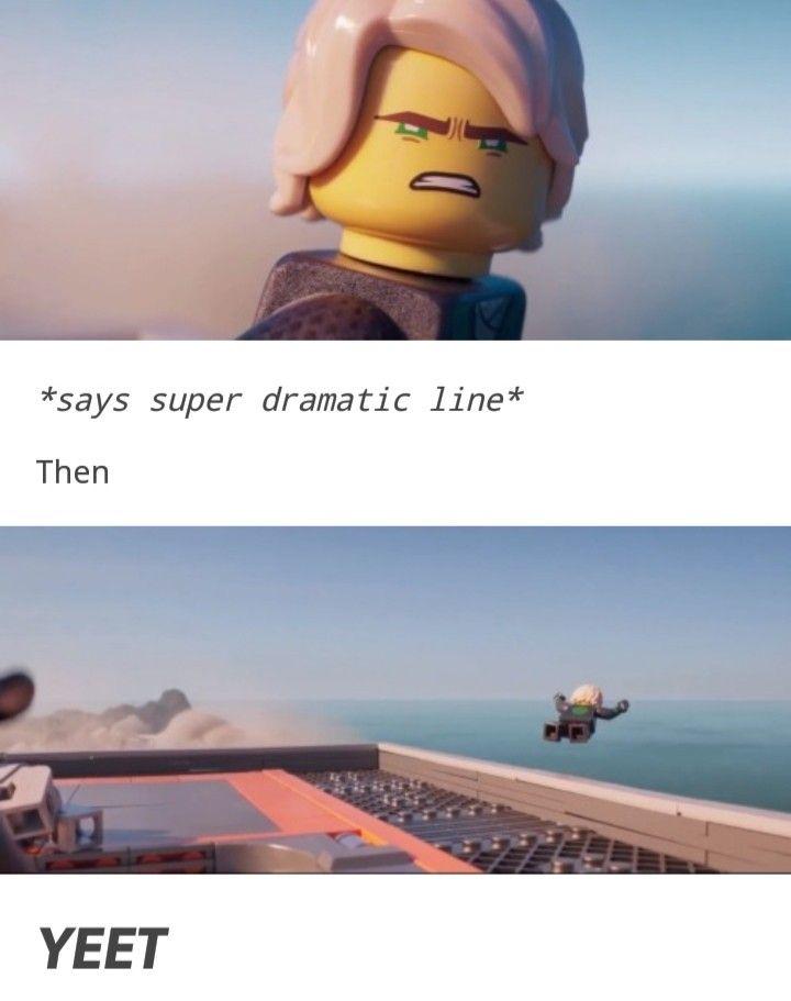 Sorry Not Sorry Ninjago Memes Lego Ninjago Lloyd Lego Ninjago Movie