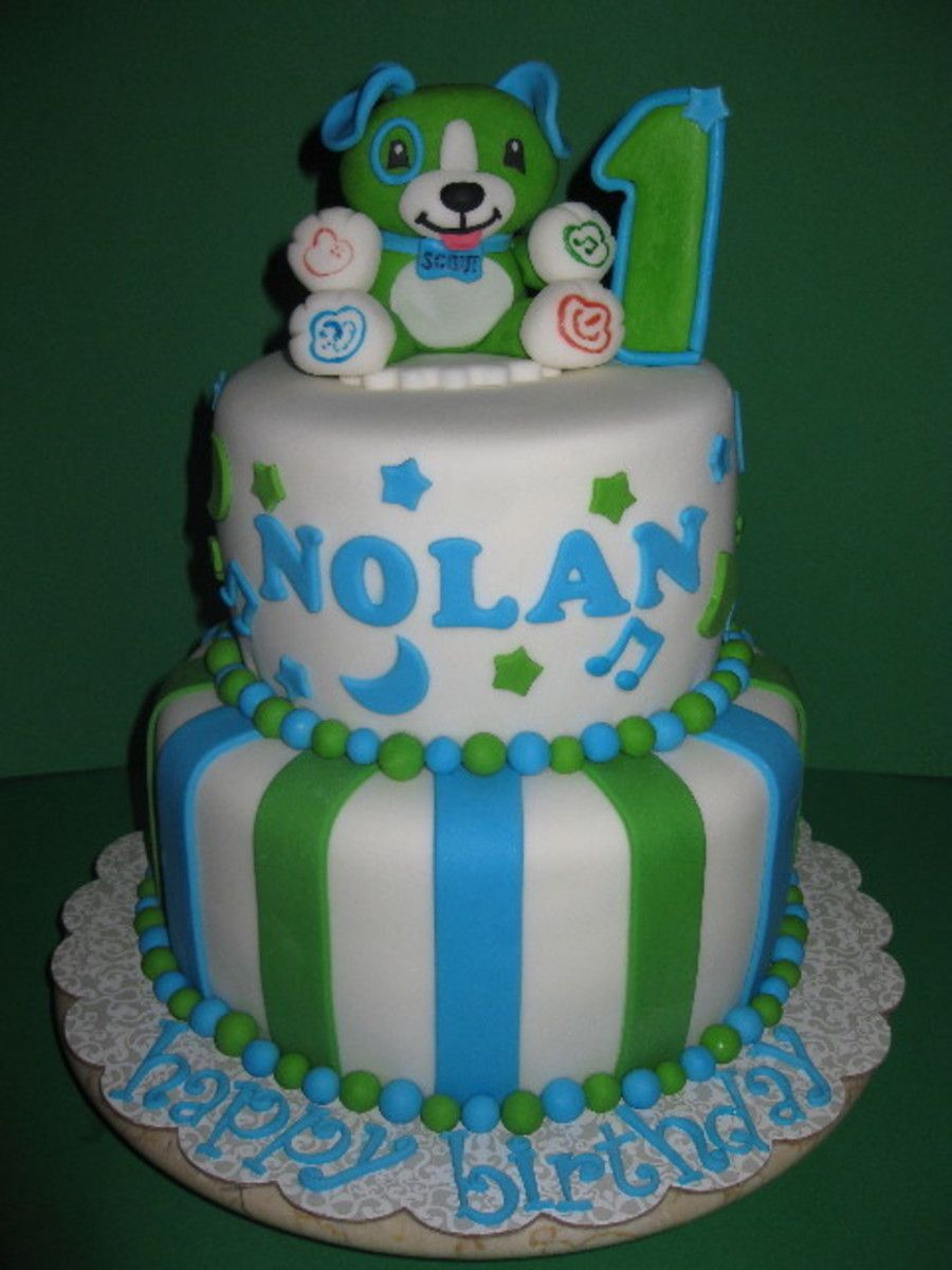 Leapfrog Scout Cake Topsimages