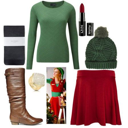 10 Cute Winter Outfits Inspired By Our Favorite Elf