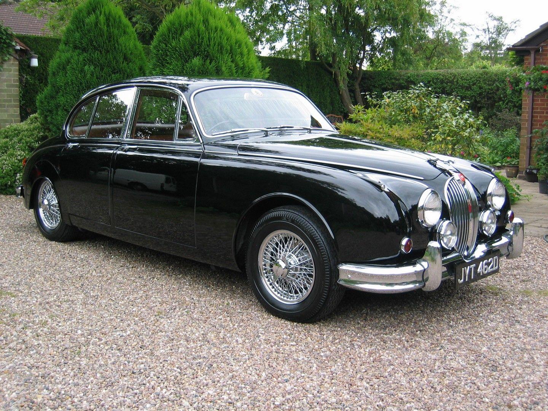 1965 Jaguar Mark II 4.5 Litre wallpaper   Classic cars ...