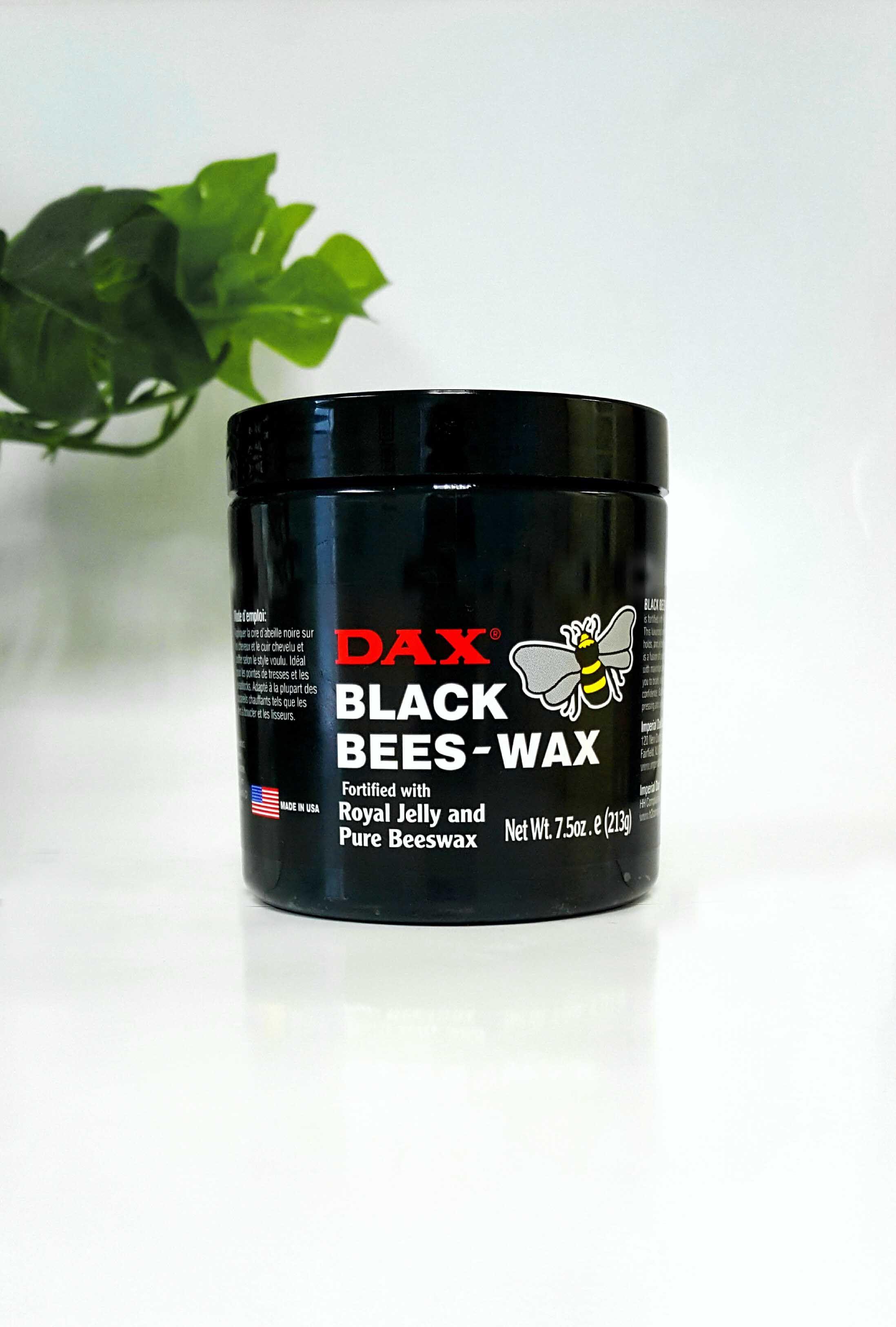 Dax Black Bees Wax Dax Hair Care Natural Hair Styles Bees Wax Hair Styles