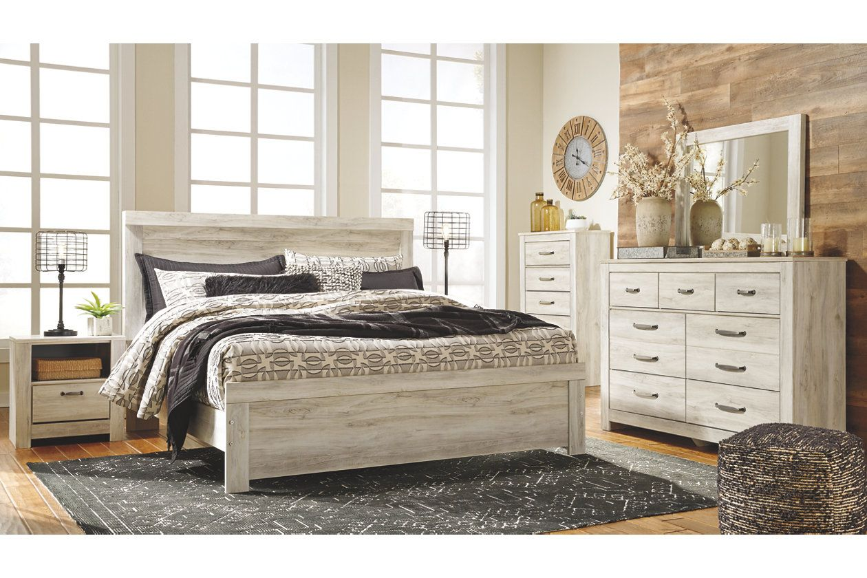 Bellaby Queen Panel Bed (With images) Bedroom sets