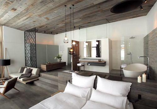 Hotel 39 wiesergut 39 de estilo natural chic en hinterglemm for Decoracion de interiores hoteles