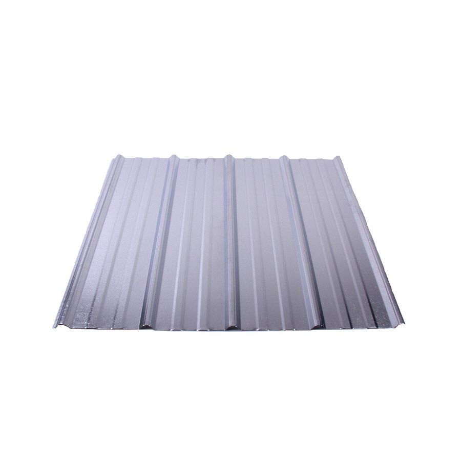 Fabral 5 Rib 3 14 Ft X 12 Ft Ribbed Steel Roof Panel Steel Roof Panels Metal Roof Panels Roof Panels