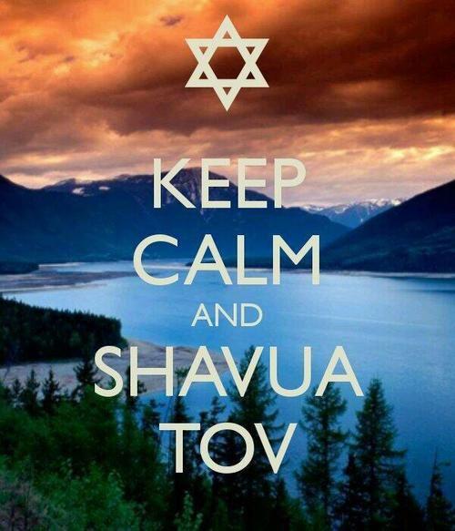 Shavua Tov - Have A Good Week