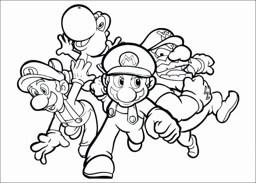 Mario And Luigi Coloring Page Best Of Mario And Luigi Printables Free Coloring Library In 2020 Superhero Coloring Pages Super Mario Coloring Pages Superhero Coloring