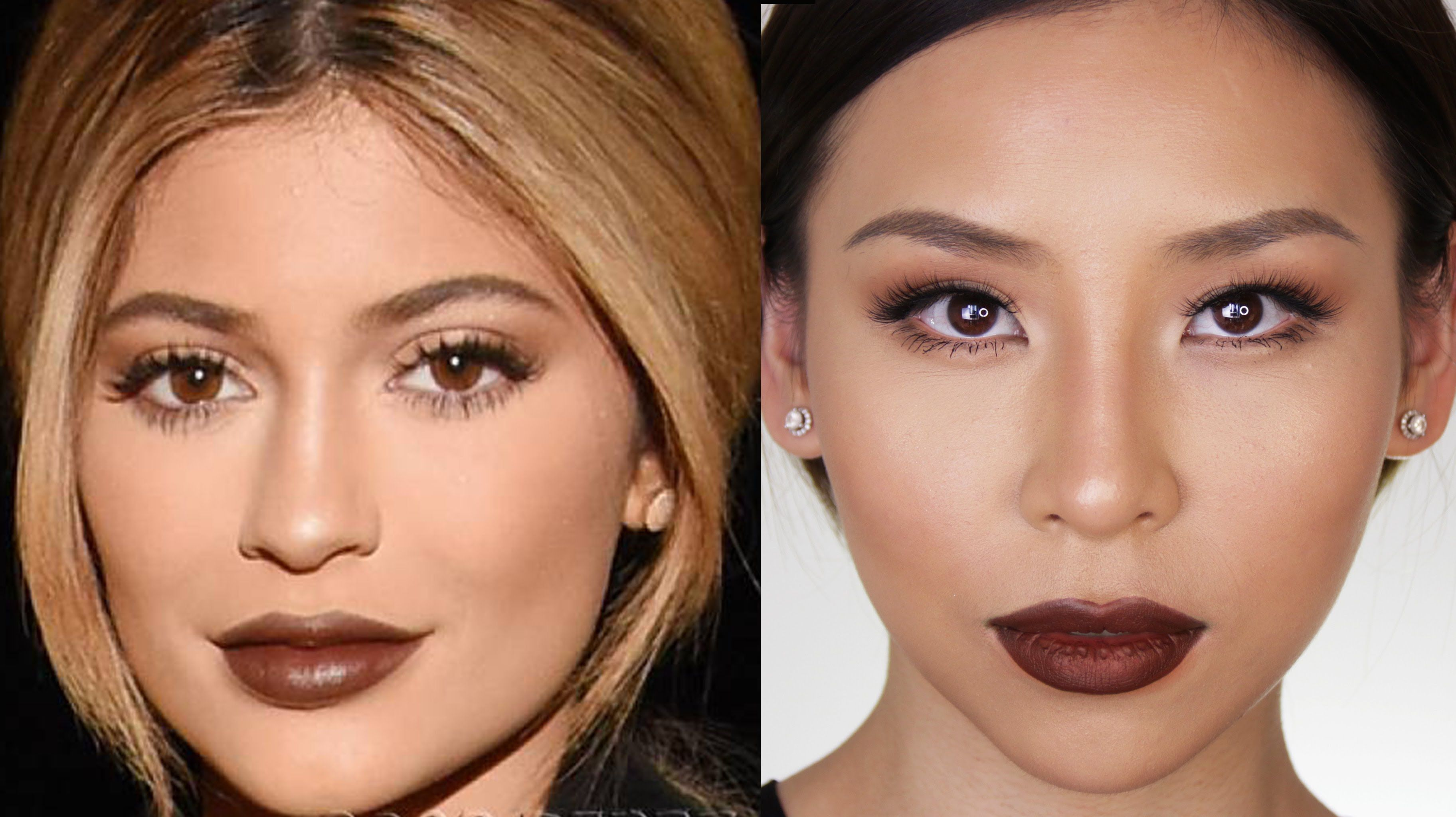 This tutorial is will show you how to recreate Kylieus fall makeup