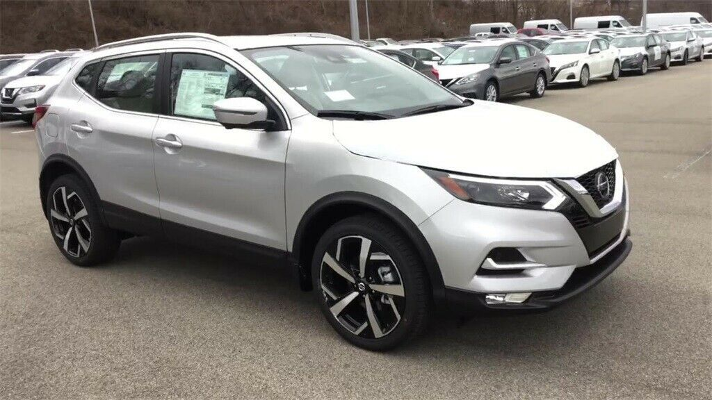 cool Used 2020 Nissan Rogue SL Brilliant Silver Metallic