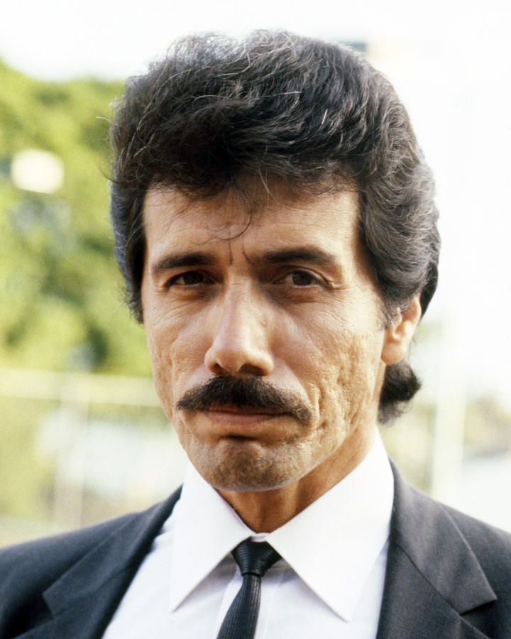Edward James Olmos Miami Vice | Edward James Olmos In Miami Vice Photograph