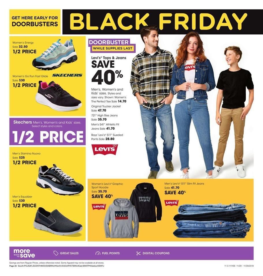 Fred Meyer Black Friday Ad Scan, Deals and Sales 2019