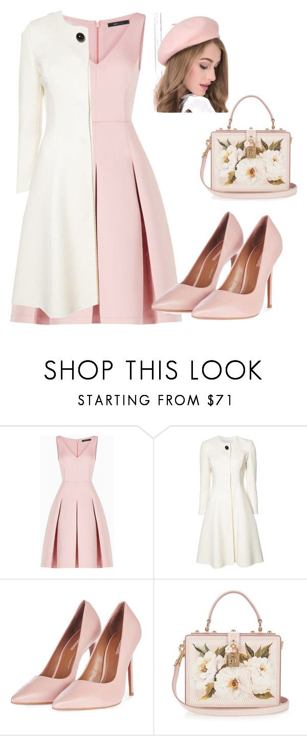 Blush And Cream My Polyvore Finds Classy Outfits