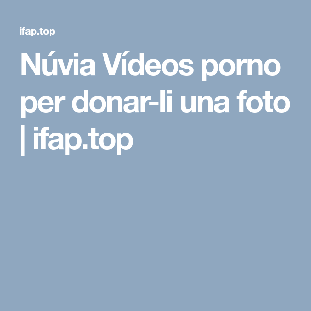 Ifap porn site