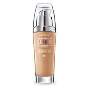 True Match Lumi Healthy Luminous Makeup - Foundation - L'Oreal Paris
