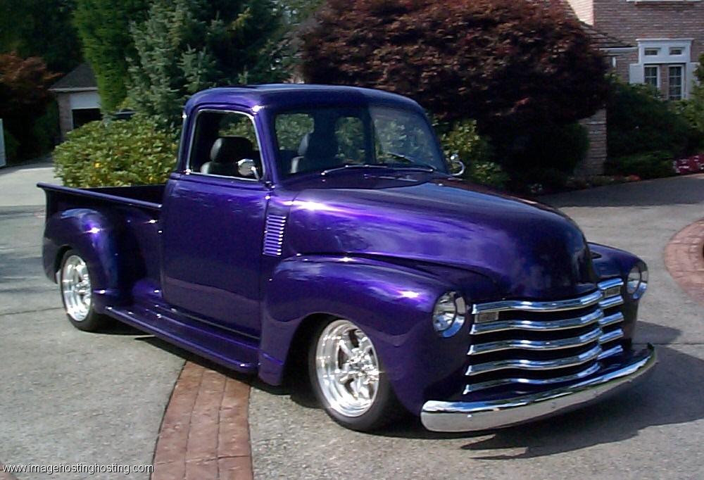 Chevy Trucks 50s