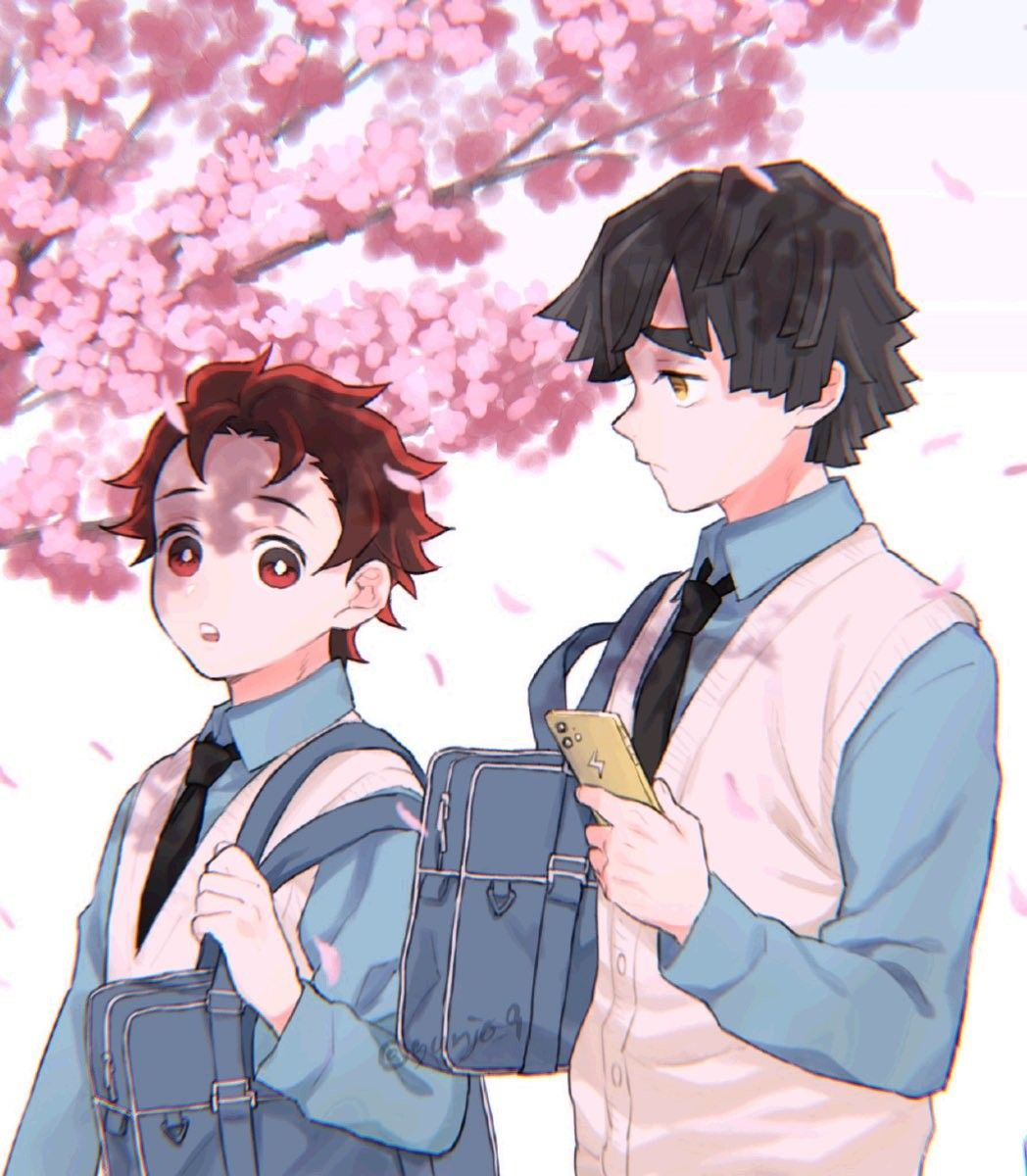Photo of Yoshiteru and Sumihiko
